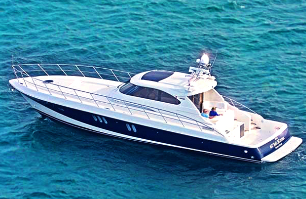 60' Fishing Yacht with 4 man crew and sleeps up to 6
