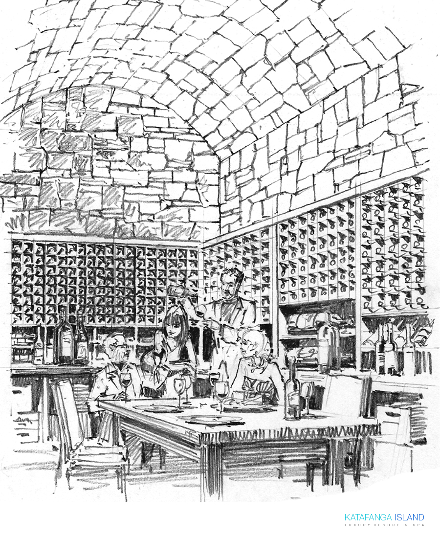 Main Building - Wine Cellar
